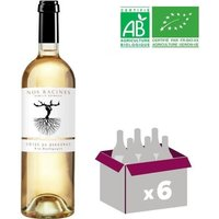 Nos Racines AOC Côtes de Bergerac 2016 BIO - Vin blanc mŒlleux
