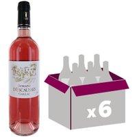 Domaine d'Escausses Gaillac 2016 - Vin rosé
