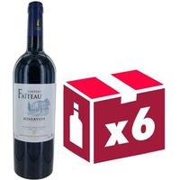 Château Faiteau 2015 - Minervois  Vin Rouge