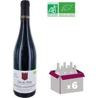 Vin rouge Domaine la Guintrandy Côtes du Rhône - Année 2016 - 0,75 L x6