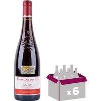 DOMAINE DES IRIS 2016 Anjou Vin de la Vammée de ma Loire - Rouge - 75 cl x 6