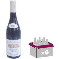 Domaine J. Boulon Morgon Cru du Beaujolais 2016 - Vin rouge x6