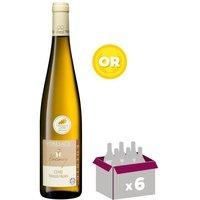 KŒNIG Vieilles vignes Sylvaner 2016 Grand Vin d'Alsace Casher - Blanc -75 cl  - x6