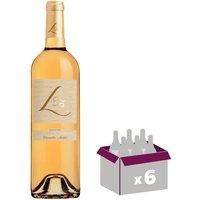 CHÂTEAU LAURIGA - Vin de Rivesaltes Hors d'Age Ambré - Blanc - AOP  - 75 cl x6