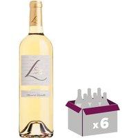 CHÂTEAU LAURIGA 2016 - Vin Muscat Rivesaltes -Blanc - AOP  - 75 cl x6
