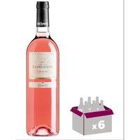 CHÂTEAU LORGERIL 2016 Cabardes Vin de Languedoc - Rosé - 75 cl x 6