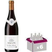 Cave de Lugny Macon Bourgogne 2016 - Vin rouge