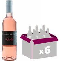 Domaine La Maurine Rachel AOP Saint-Chinian 2016 - Vin rosé