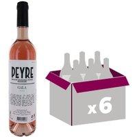 Domaine des Peyre Gala IGP Méditerranée 2016 - Vin rosé