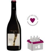 5 + 1 OFFERTE - BERNARD MAGREZ Les Pierres Fendues Pays d'Oc 2016 - Vin rouge - 75 cl x6