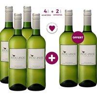 Piou Piou des Vignes IGP Côtes de Gascogne 2016 - Vin blanc sec 3 ACHETES - 3 OFFERTS