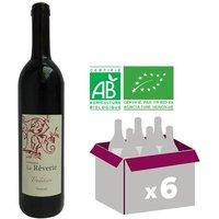 DOMAINE LA REVERIE 2016 Ventoux Tradition Vin de la Vallée du Rhone - Rouge - BIO - 75 cl x6