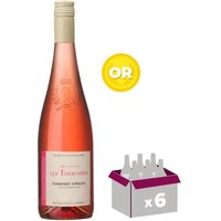 Prestige Les Terriades Cabernet d' Anjou 2017 - Vin rosé