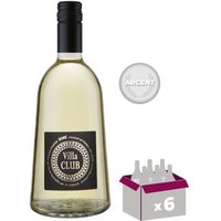 Villa Dria Vin blanc mŒlleux Gers Villa Club Doré 2016 - 0,75 L x6