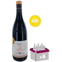 Domaine Villessèche Duché d'Uzès 2016 - Vin rouge