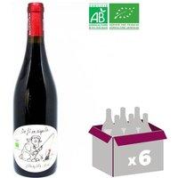 Domaine Enclos de la Croix De Fil en Aiguille 2017 Pays d'Hérault - Vin rouge du Languedoc - Bio
