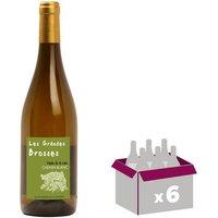 Les Grandes Brosses 2017 Anjou - Vin blanc du Val de Loire