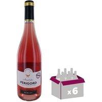 Auca 2017 Périgord - Vin rosé du Sud Ouest