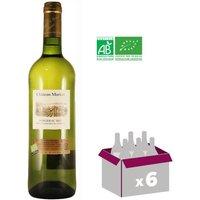 Château Marion Fée de la Nature 2017 Côtes de Bergerac - Vin blanc du Sud Ouest - Bio