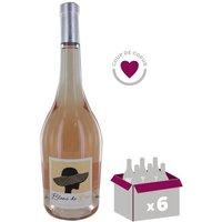 BLANC DE ROSE Coteaux d'Aix en Provence 2017 Vin Rosé