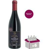 Domaine de la Revol Beaujolais Nouveau 2017 - Vin rouge
