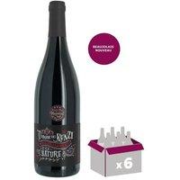 Domaine des Ronze Beaujolais Nouveau Village 2017 - Vin rouge