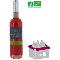 Château Les Peyroulets 2017 Bergerac - Vin rosé du Sud Ouest - Bio