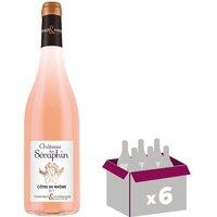 Château des Séraphin 2017 Côtes du Rhône - Vin rosé du Rhône