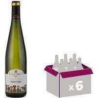 Hansi Pinot Gris Vin d'Alsace - Vin blanc