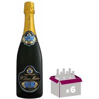 GH MARTEL Paul Louis Martin Grand Cru Champagne Brut - Blanc - 75 cl x 6