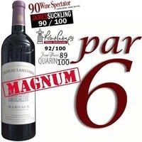 Magnum Château Lascombes Margaux 2014 - Vin rouge