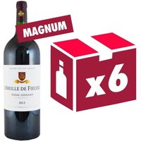 Magnum L'Abeille Fieuzal Pessac 2013 - Vin Rouge