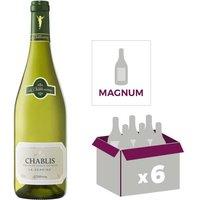 MAGNUM La Chablisienne Chablis La Sereine 2013 - Vin blanc
