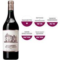 Le Clarence de Haut-Brion 2011 Pessac-Léognan - Vin rouge de Bordeaux