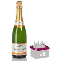 Crémant de Loire - Blanc - Club des Sommeliers - 75 cl x6