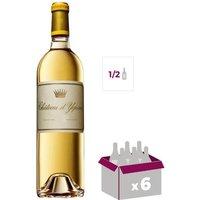 Château d'Yquem Sauternes Bordeaux 2014 - Vin blanc