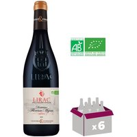 Domaine Méjan 2015 Lirac - Vin rouge du Rhône - Bio