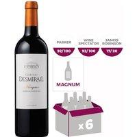 MAGNUM Château Desmirail Margaux 2015 - Vin rouge