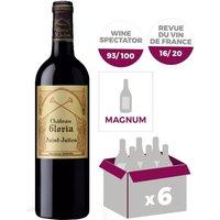 MAGNUM Château Gloria Saint Julien 2015 - Vin rouge