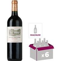 MAGNUM Château Saint Pierre Saint Julien 2015 - Vin rouge