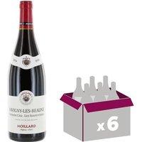 Moillard Savigny-lès-Beaune 1er cru Les Serpentières 2014 - Vin rouge
