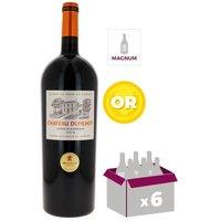 MAGNUM Château Dufilhot Côtes de Bordeaux 2016 - Vin rouge