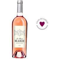 La Fleur Marie AOP Bordeaux 2016 - Vin rosé