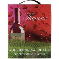 Thenoux Bergerac - Vin rouge du Sud Ouest