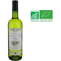 Joumes Fillon Vin de Bordeaux - Blanc - BIO - 75 cl