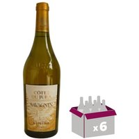 M. CABELLIER Savagnin 2013 Côtes du Jura Vin Blanc x6
