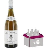 Limoux et Clocher Chardonnay Méditérannéen Provence 2010 - Vin blanc