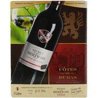 Secret de Berticot Côtes de Duras - Vin rouge du Sud-Ouest