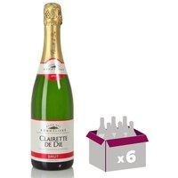 JAILLANCE Clairette de Die Brut Vallée du Rhône - Vin blanc - 75 cl x6