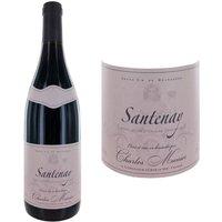 Charles Munier 2015 Santenay - Vin rouge de Bourgogne